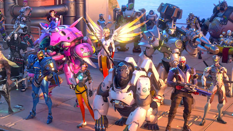 Blizzard's 'Overwatch' hits consoles and PC on May 24