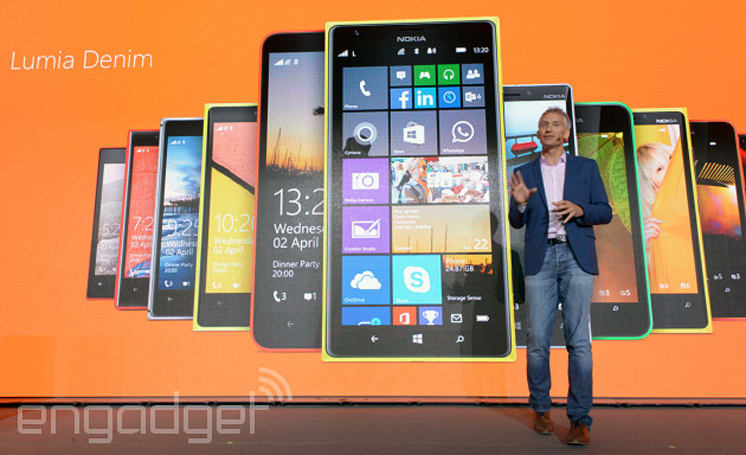 Latest Windows Phone update coming to Lumia phones with better imaging