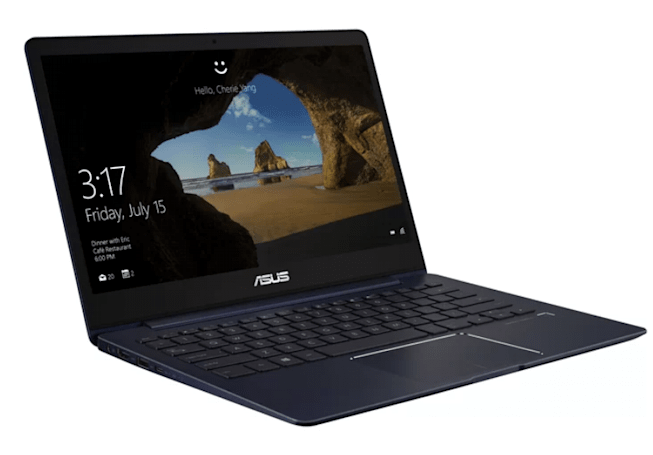 ASUS puts discrete graphics inside its ultra-thin ZenBook