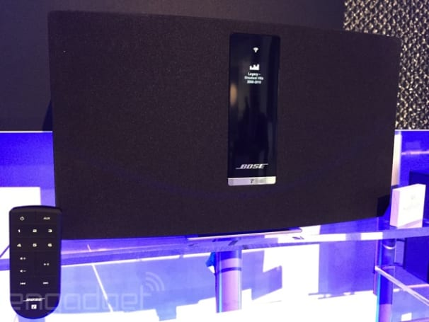 Bose continues to take on Sonos with new SoundTouch speakers