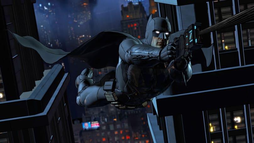 又有一款蝙蝠侠游戏来了!《BATMAN - The Telltale Series》首支预告释出