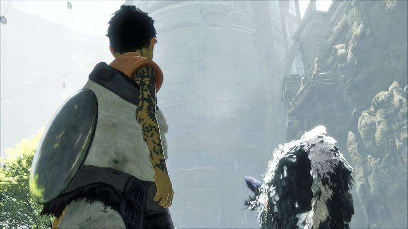 Fear and faith: 'The Last Guardian' is an incomplete opus