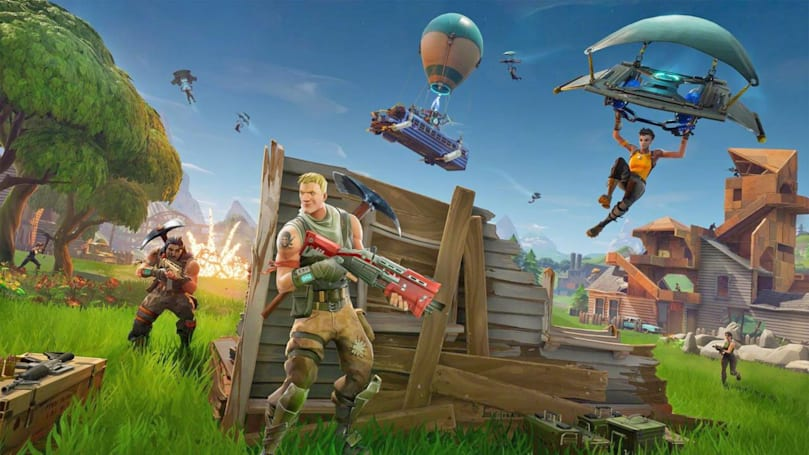 'Fortnite' adds first taste of ranked play with 'Solo Showdown'