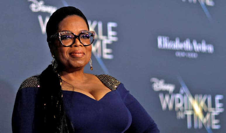 Apple signs Oprah for a multi-year deal