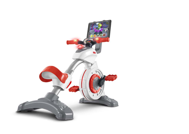 Fisher-Price built a stationary bike for your toddler