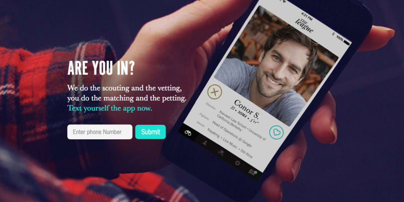 Exclusive dating app 'The League' is now on Google Play