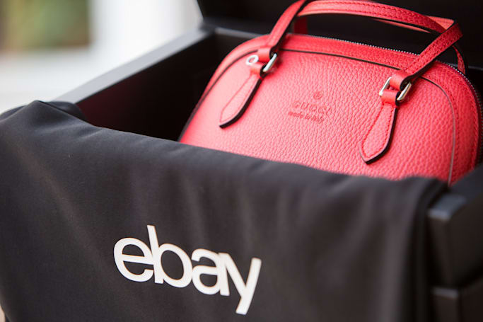 eBay will now verify luxury handbags sold on the site