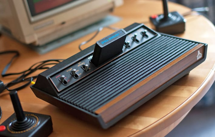 Atari Vault collection brings 100 classic games to Steam