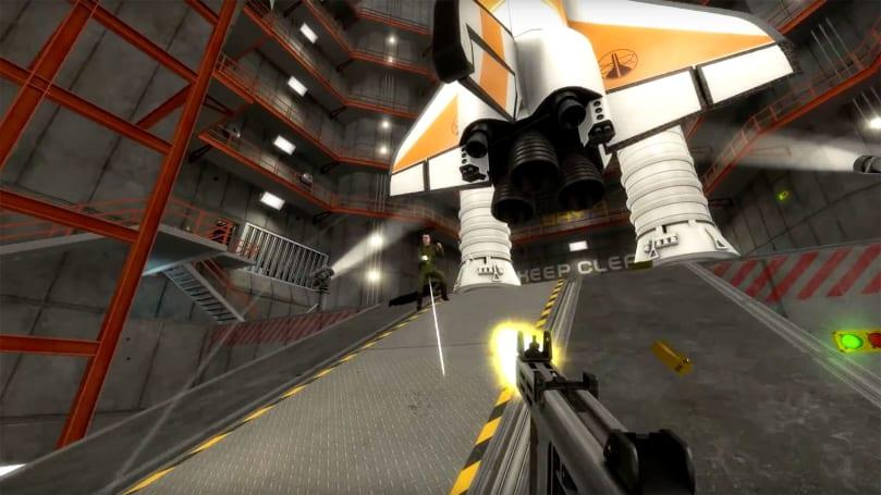 Fan-made 'Goldeneye 007' multiplayer-only HD remake released