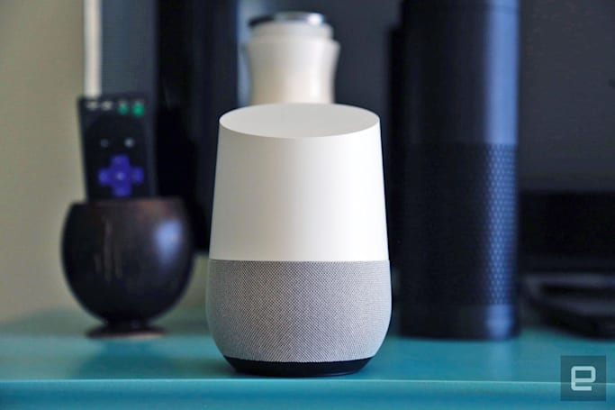 Google's Assistant will help 'sync' your smart home devices