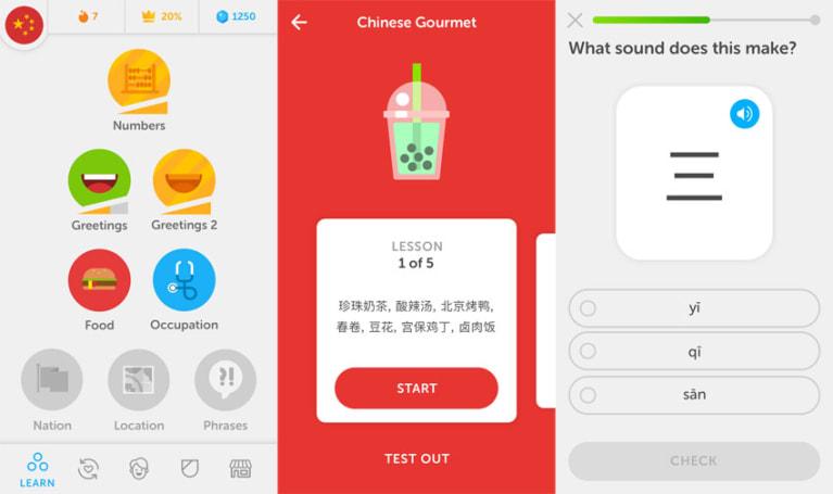 Duolingo adds Mandarin course to its language library