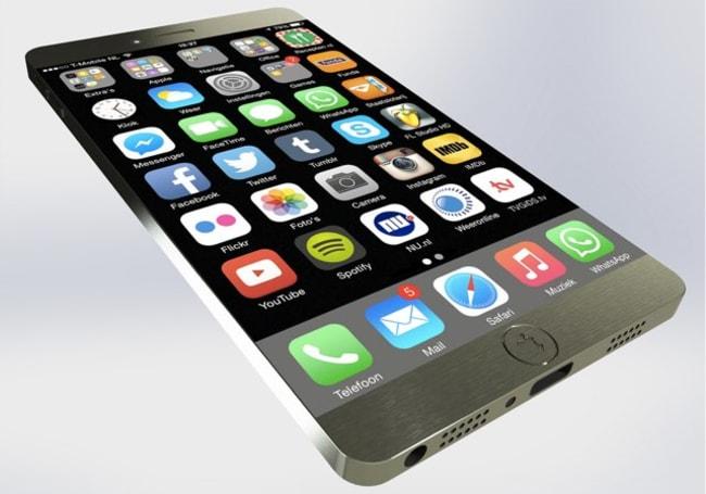 Begun, the iPhone 7 renders have