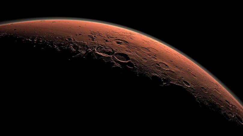 Mars trips may involve less radiation exposure than previously thought