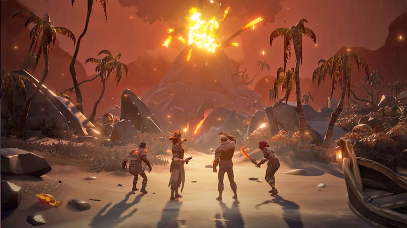 Rare delays 'Sea of Thieves' DLC at the last minute