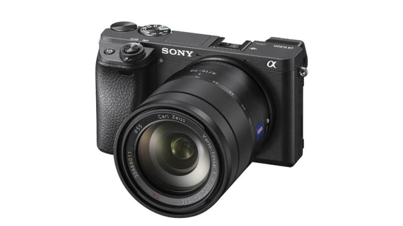 具備 4K 錄影的 A6000 後繼機 Sony A6300 來了