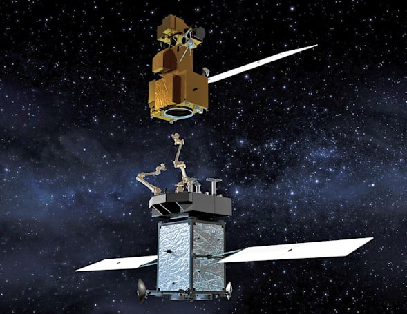 NASA is making a robotic spacecraft that can refuel satellites