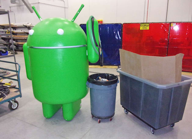 Google commits to zero-waste data centers