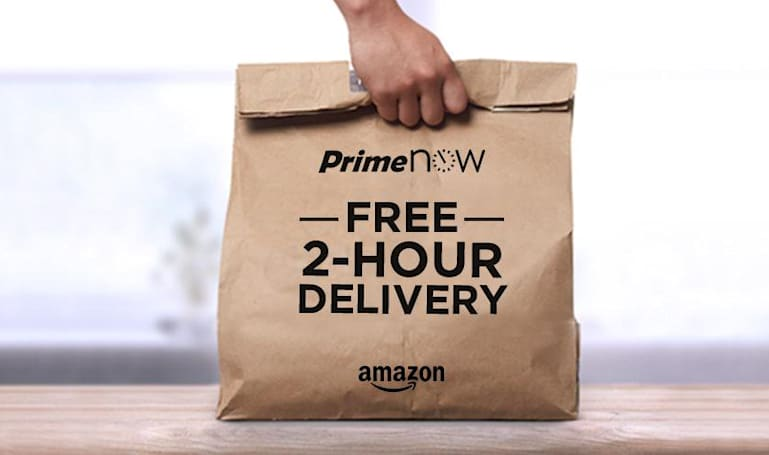 Amazon brings one-hour Prime Now deliveries to Leeds