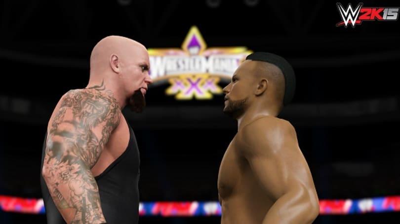 WWE 2K15's 'My Career' mode crashing Xbox One systems