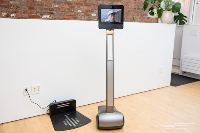 The best telepresence robot
