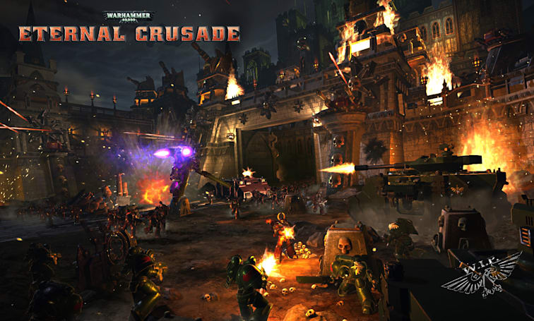 Warhammer 40k: Eternal Crusade discounts its founder packs
