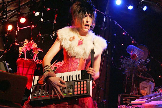 Imogen Heap is using digital currency tech to change music