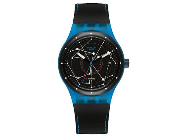 Swatch's robot-made wristwear offers classic Swiss time at a tiny price