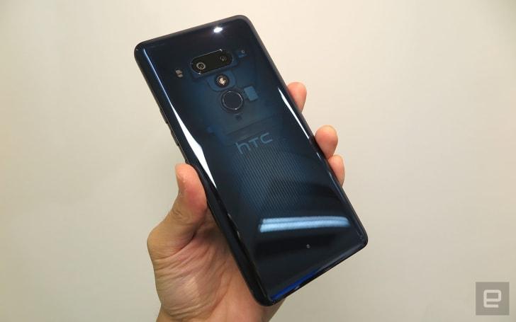 HTC U12+ 预览:独担大旗之作