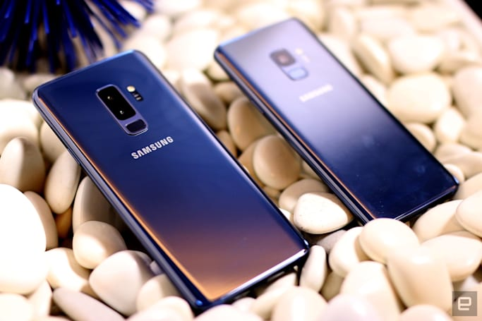 Galaxy S9 US pre-orders focus on trade-in deals