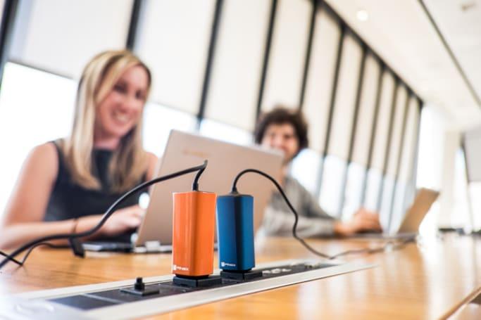 The 'world's smallest' laptop adapter debuts on Kickstarter for $79