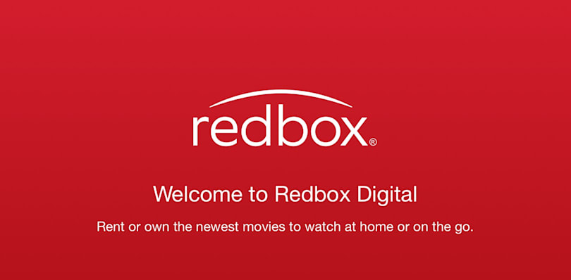 Redbox is getting back into streaming and downloads