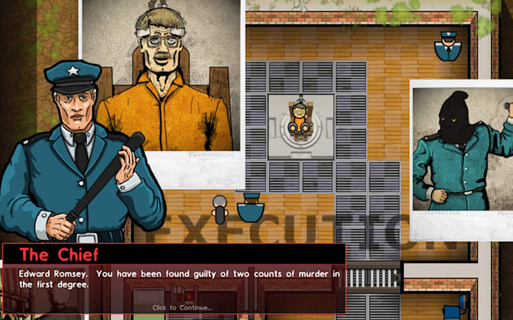 The prison-building simulator that makes you part of the problem