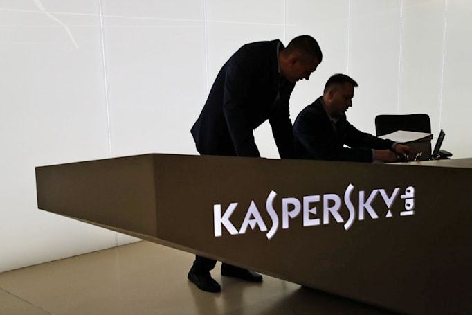 Kaspersky says it briefly possessed classified NSA files