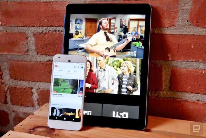 YouTube TV gets TBS, TNT, Cartoon Network, CNN and a price bump