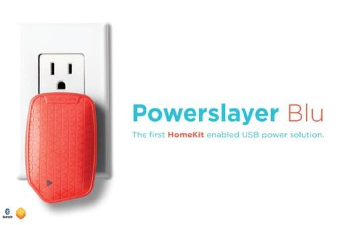 Powerslayer Blu: An Apple HomeKit-enabled device smart charger