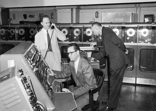 The government spends billions maintaining archaic IT systems