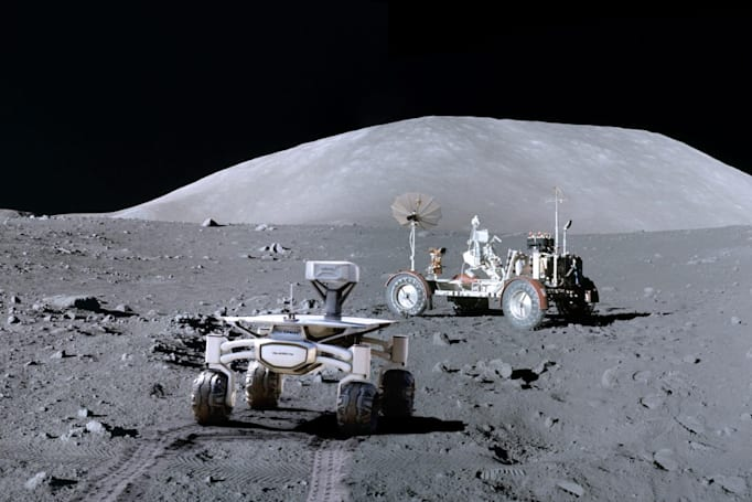 Nokia and Vodafone will bring 4G to the Moon