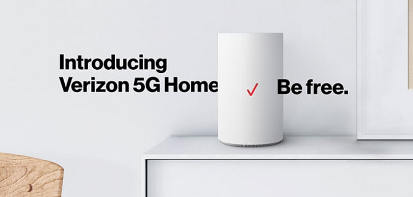 Verizon's 5G Home internet and TV service launches October 1st
