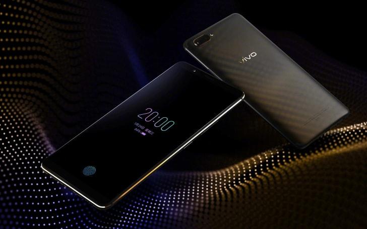Vivo's in-display fingerprint reader won't play nice with screen protectors
