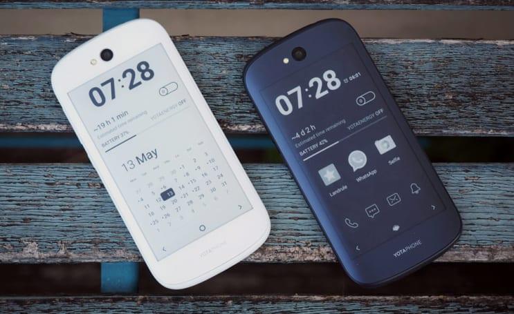 YotaPhone 2's American crowdfunding campaign kicks off