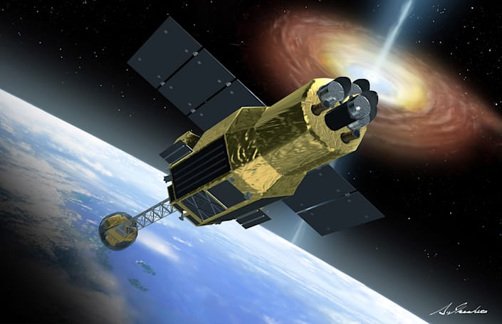 Japan's most powerful X-ray satellite is dead