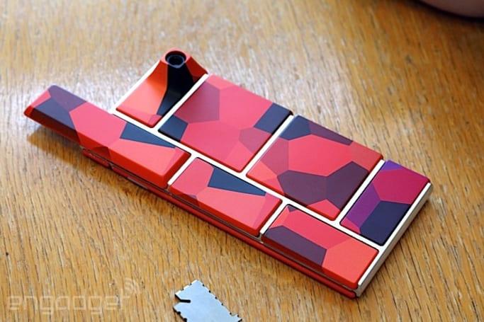 3D Systems 透露了更多有关 Project Ara 手机的 3D 打印生产资讯