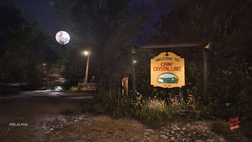 Play as Jason in the first official 'Friday the 13th' game since 1989