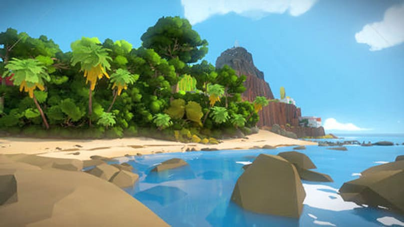 Stunning visual puzzler 'The Witness' arrives on iOS
