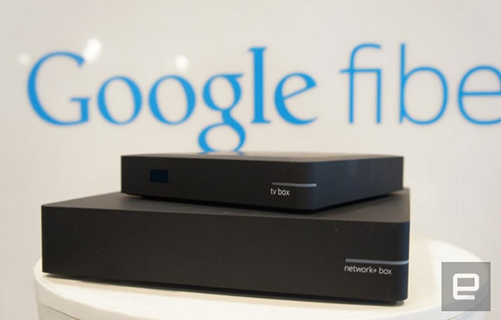 Google Fiber TV finally gets an interface overhaul
