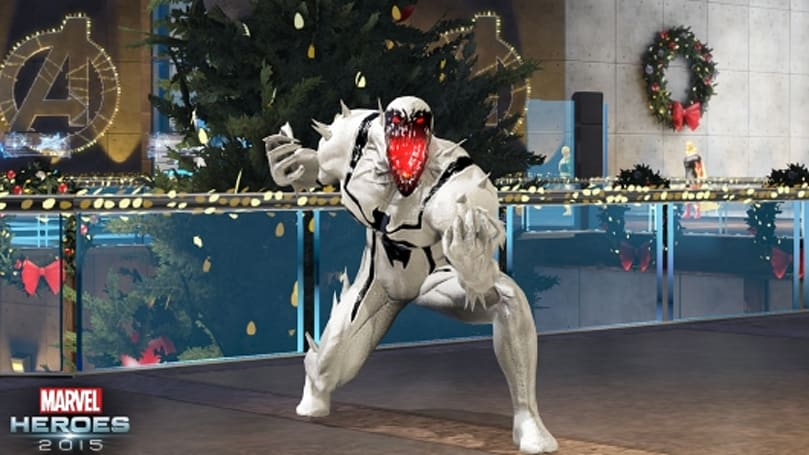 Get the full scoop on Marvel Heroes' Venom