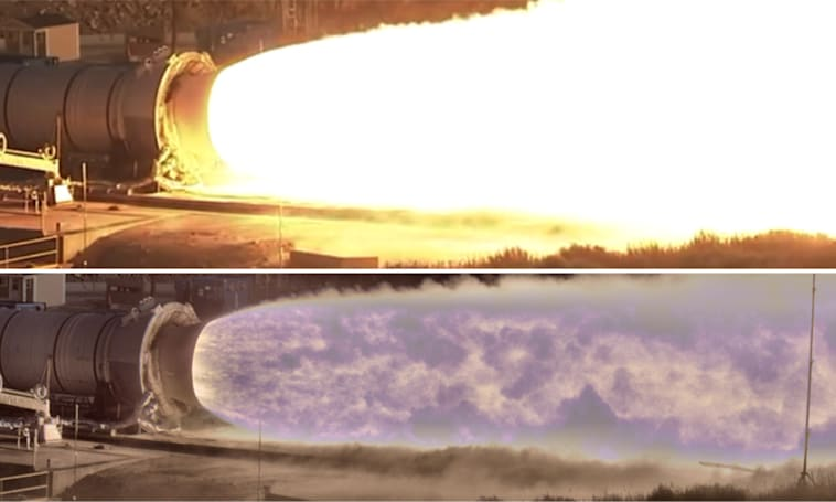 NASA built an HDR camera to film rocket tests