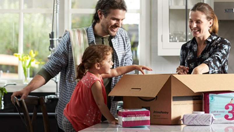 Amazon launches its own line of household goods, starting with diapers