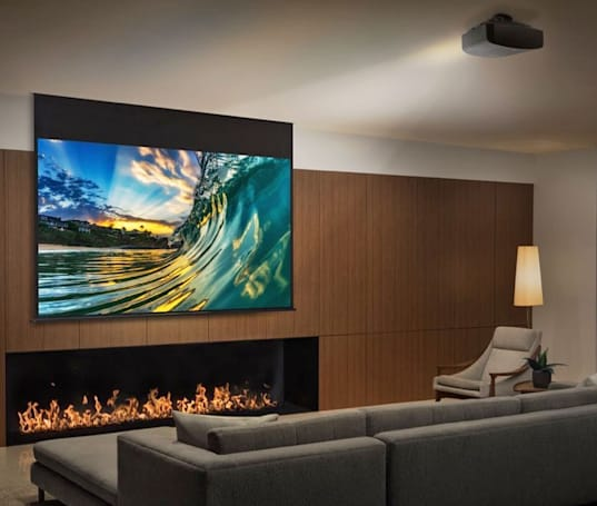 Sony unveils its 'true 4K' projector that costs just $5,000