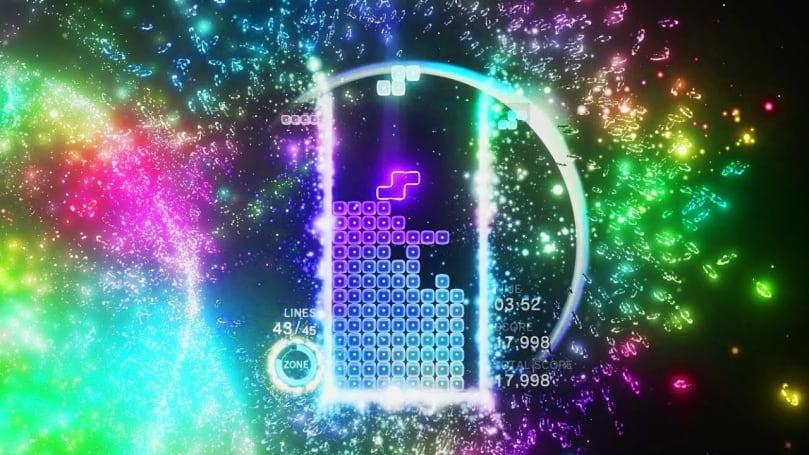 《俄罗斯方块效应》将为 PS4 的玩家带来一场绚烂的视觉飨宴